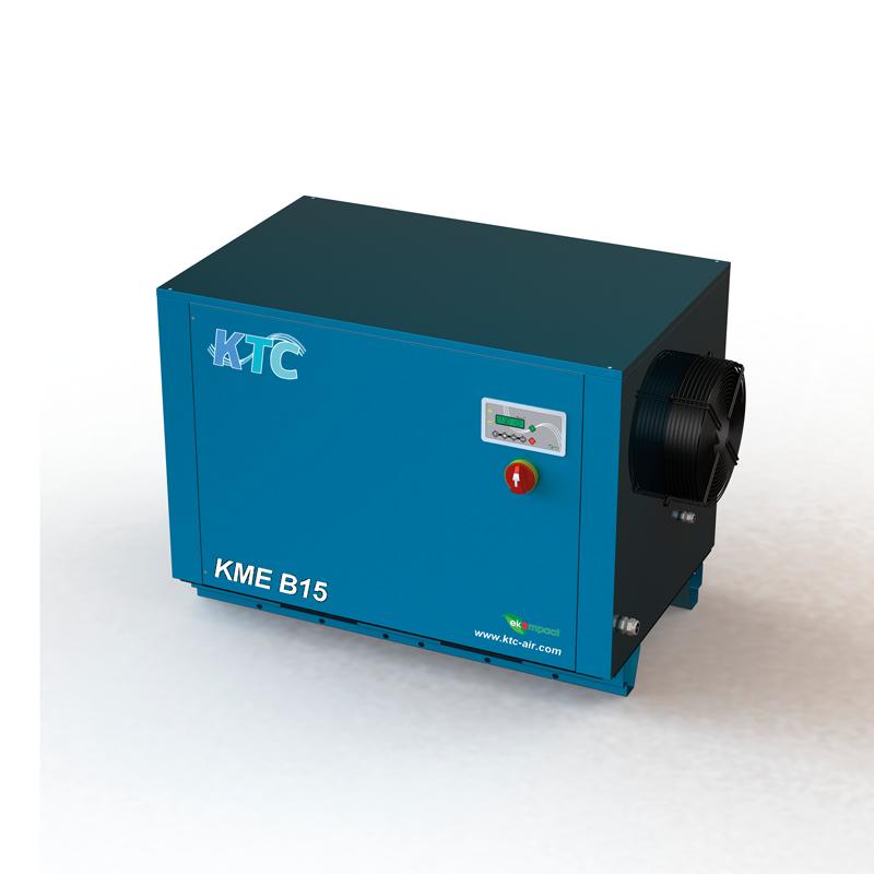 15 kw schroefcompressor standaard 10 20 25 PK