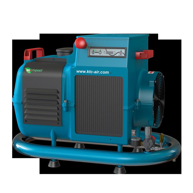 Compack 2 Special KTC compacte schroefcompressor 3 PK