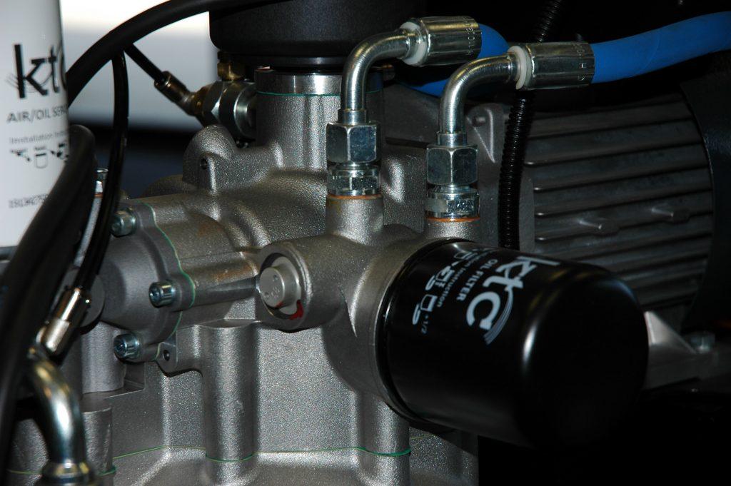 schroefcompressor onderhoud filters