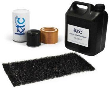 KTC filter en onderhoud kit compressor