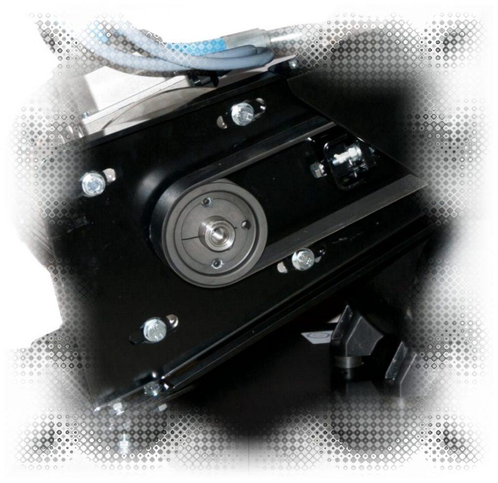 KTC schroefcompressor riem aandrijving