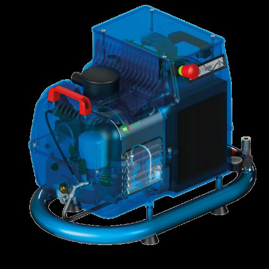 Compack Schroefcompressor KTC 3 - 4 kw pk