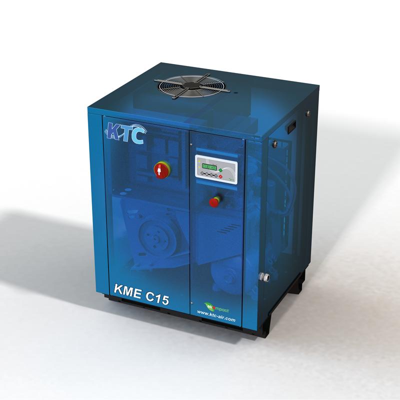 Industriele schroefcompressor 11 - 15 kW